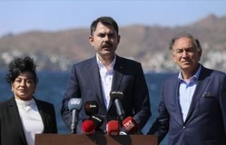Çevre ve Şehircilik Bakanı Kurum: 21 bin kaçak...