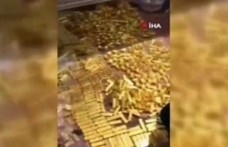 Çin'de belediye başkanının evinde 13.5 ton...