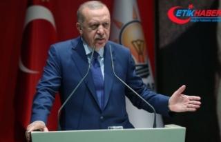 Cumhurbaşkanı Erdoğan: Cumhurbaşkanlığı Hükümet...