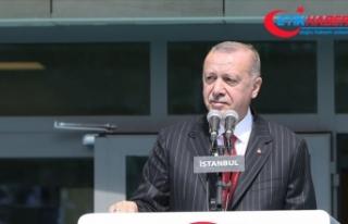 Cumhurbaşkanı Erdoğan: Ders müfredatlarını objektif...