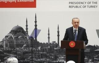 Cumhurbaşkanı Erdoğan: Büyük sanatçılar vefatlarından...