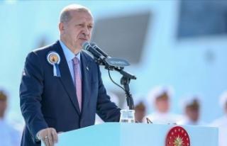 Cumhurbaşkanı Erdoğan: Her alanda yerli ve milli...