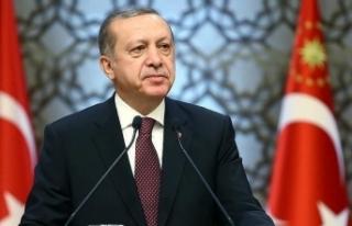 Cumhurbaşkanı Erdoğan 'Metin Oktay'ı...