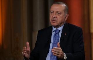 Cumhurbaşkanı Erdoğan: S-400 olayı Türkiye-Amerika...