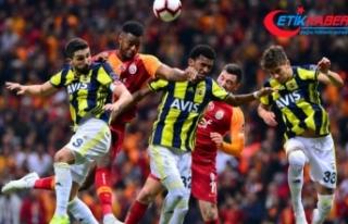 Galatasaray ile Fenerbahçe 390. randevuda