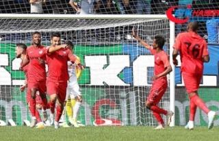 Gazişehir Gaziantep deplasmandan 3 puanla döndü