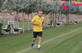 Gökhan Töre ve Bifouma, Antalyaspor karşısında...