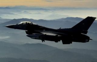 Haftanin'de 3 PKK'lı terörist etkisiz...