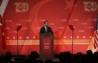 Hazine ve Maliye Bakanı Albayrak: Türkiye yatırımcılar...