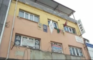 HDP Osmaniye İl Başkanı Cebrail Mutlu gözaltına...