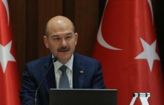 İçişleri Bakanı Soylu: İstanbul ve Ankara için...