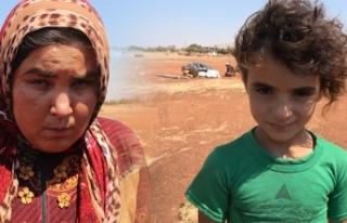 İdlib'de insanlık dramı