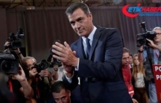 İspanya'nın erken seçimi önlemesi için 20...