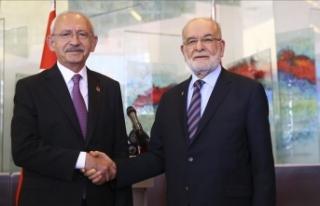 Karamollaoğlu'ndan Kılıçdaroğlu'na...