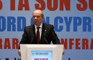 KKTC Başbakanı Tatar: Kıbrıs Türk halkı kesinlikle...