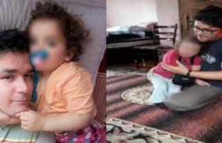 Küçük Rabia'nın gözyaşları yürekleri...