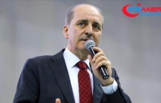 Kurtulmuş: Türkiye IMF defterini kapatmış kenara...