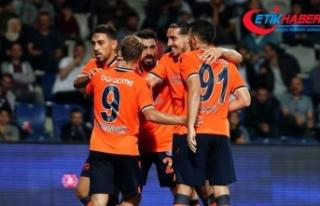 Medipol Başakşehir: 5 - Çaykur Rizespor: 0