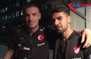 """Merih Demiral ve Zeki Çelik: """"Türkiye'yi..."""