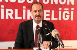 MHP'li Osmanağaoğlu'ndan İzmir Büyükşehir...