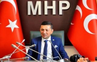 MHP'li vekil seçmeni aradı, inandıramadı