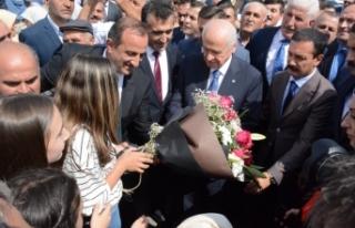 MHP Lideri Bahçeli: MHP olarak ülkeyi karşılıksız...