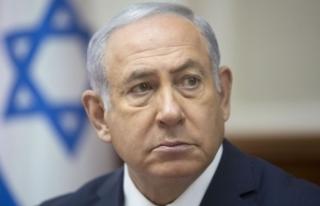 İsrail Başbakanı Netanyahu'ya bir kez daha...