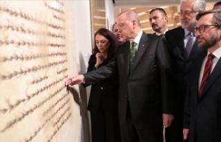 Odunpazarı Modern Müze kapılarını açtı