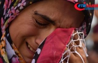 """""""Oğlum askere gidecekken aldılar. Oğlumu HDP'liler..."""
