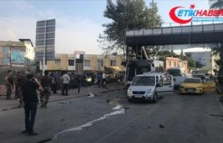Oktay: Adana'daki terör saldırısında yaralanan...