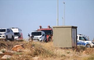 Reyhanlı'da düzensiz göçmenleri taşıyan...