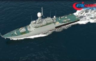 Rus ordusu Baltık Denizi'nde geniş çaplı tatbikat...