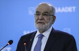 Saadet Partisi Genel Başkanı Karamollaoğlu: Cumhurbaşkanının...