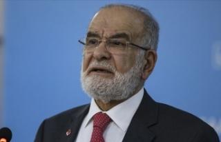 Saadet Partisi Genel Başkanı Karamollaoğlu: Evlatları...