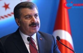Sağlık Bakanı Koca: İstanbul'da can kaybının...