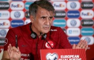 Şenol Güneş: Hem güzel bir oyun hem de gol atmayı...