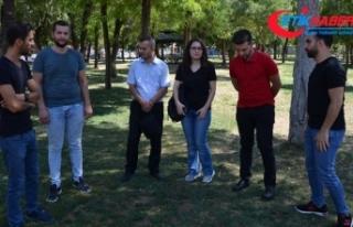 Sözleşmesi feshedilen işçilerden HDP'li belediyeye...