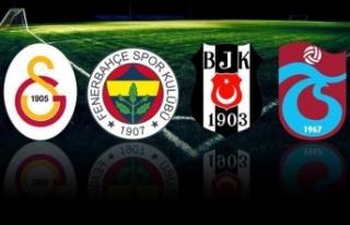 Süper Lig'de büyük maçların tarihleri belli...