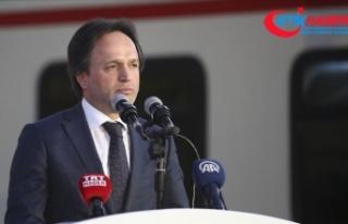 TCDD Genel Müdürlüğü'ne Ali İhsan Uygun...