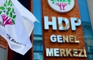 Teröristlere 'şehit' diyen HDP'li...