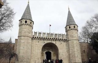 Topkapı Sarayı, Milli Saraylar İdaresi Başkanlığına...