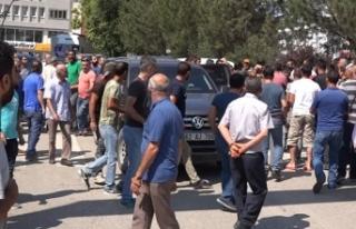 Tunceli'de 2 şahsın kavgası sokakta gerginliğe...