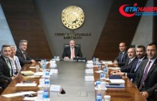 Türkiye Uzay Ajansı ilk toplantısını yaptı