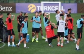 Türkiye-Andorra maçının biletleri tükendi