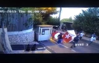 Türkiye'nin Beyrut Büyükelçiliği'ne...