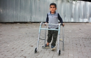 7 yaşındaki Yusuf'un 'yardım' çığlığı