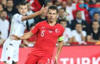 A Milli Futbol Takımı'nda Emre Belözoğlu...