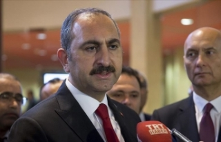 Adalet Bakanı Gül: Türkiye operasyonu uluslararası...