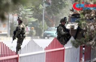 Afganistan'da üniversite sınıfında bombalı...