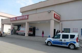 Ağrı'da zırhlı araca roketatarlı saldırı